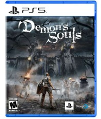 Đĩa Game PS5 : Demon's Souls US