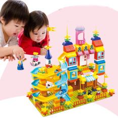 Bộ đồ chơi lego Duplo lâu đài trong mơ