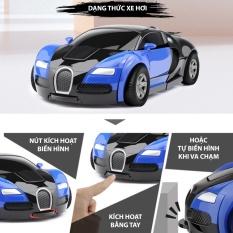 Đồ chơi ô tô biến hình Robot Transformer, sản phẩm 2 trong một, giá rẻ thích hợp làm quà cho cả bé trai và bé gái
