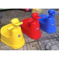 BÔ VỆ SINH VỊT CHO BÉ NHỰA VIỆT NHẬT – Bô vệ sinh con vịt Việt Nhật – ghế bô vệ sinh