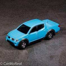 [Dành cho bé] Xe Mô Hình Tĩnh Tomica Mitsubishi Triton Xanh 1.64