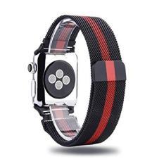 Dây millan Black/red cho Apple Watch 42mm