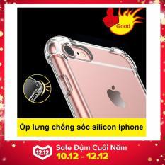 [TẶNG BAO LÌ XÌ 2019] Ốp lưng trong chống sốc silicon Iphone 7 Plus/7s Plus/8 Plus/8s Plus