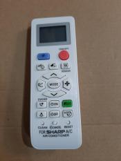 Điều khiển điều hòa SHARP – Điện Tử Nhật Anh