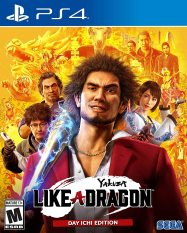 [PS4-US] Đĩa game Yakuza : Like a Dragon – Day Ichi Edition – PlayStation 4