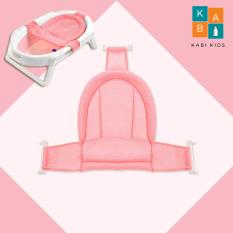 [HCM]Lưới tắm cho bé sơ sinh phao tắm cho bé sơ sinh thiết kế 3D với 3 khóa giữ an toàn siêu nhẹ và chắc chắn