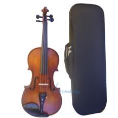Đàn Violin (vĩ cầm) gỗ Thông nguyên tấm cao cấp làm thủ công (làm tay) size 4/4 VHP-Pine – Việt Hoàng Phong