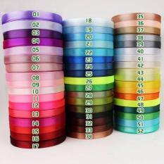 Shop bán dây ruy băng Satin, Lụa, Vải bản 0,5 cm, 5 ly giá rẻ