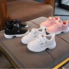 Giày Thể Thao FIL Ulzzang Style Cho Bé Trai Và Bé Gái Cực Đẹp
