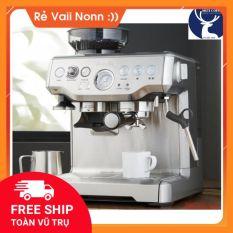 (Giá bão khai trương) Máy pha cafe 01 group Breville 870 – MutiCoffee – máy xay cà phê, máy pha cafe, máy pha cà phê, máy pha cà phê gia đình, máy pha cafe gia đình, máy cafe, máy xay pha cafe, máy pha cà phê tự động
