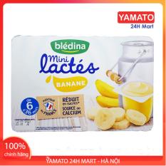 Sữa Chua Bledina Vị Chuối Pháp Cho Bé Từ 6 Tháng Tuổi, Sữa Chua Pháp, Sữa Chua Cho Bé Ăn Dặm, Sữa Chua Cho Bé, Sữa Chua Nguội