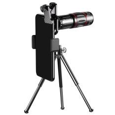 28 X 4K HD Mobile Phone Camera Lens Telescope Zoom Macro Lens for iPhone Samsung Smartphone Fish Eye