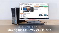 Bộ Máy tính Đồng Bộ Dell Optiplex 9010 ( Core i3 3220 / 4G / 500G ) Màn Hình 18.5 Wide Led – Hàng Nhập Khẩu