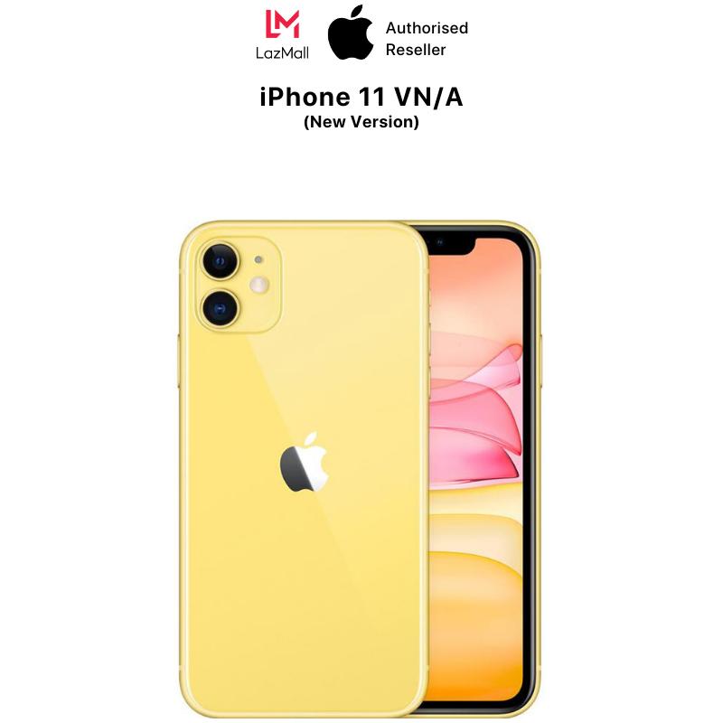 iPhone 11 VN/A - Hàng Chính Hãng