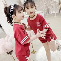 set bộ bé gái từ 5 đến 14 tuổi chất thun mịn đẹp 0112