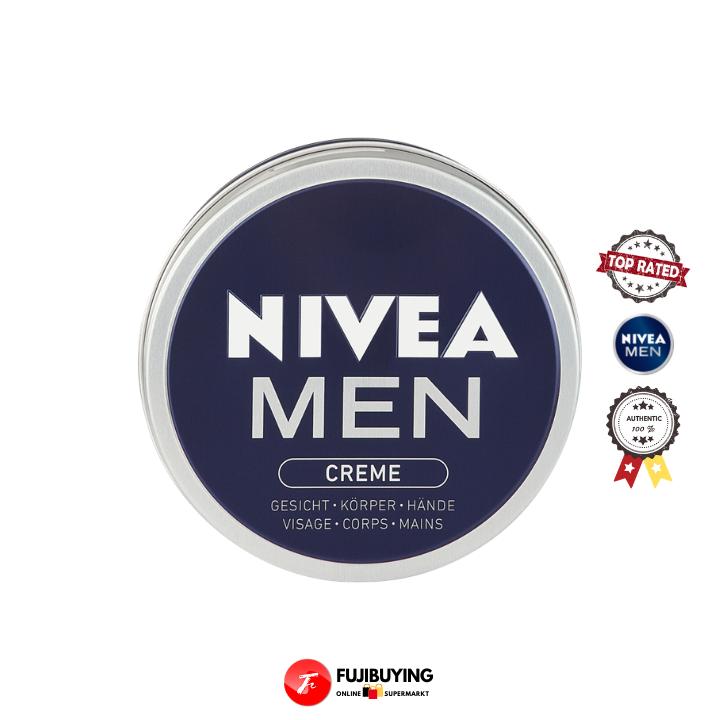 Kem dưỡng ẩm chuyên sâu NIVEA MEN cho NAM – NIVEA MEN CREME, 150ml