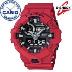 Đồng hồ nam dây nhựa Casio G-Shock Anh Khuê GA-700-4ADR