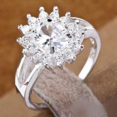 Nhẫn hoa mặt trời BHN41 Size 8