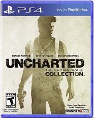 Đĩa game Uncharted Collection PS4