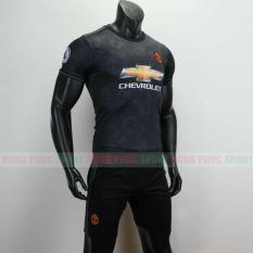 Bộ quần áo đá bóng đá banh thể thao nam đội tuyển MAN 2019
