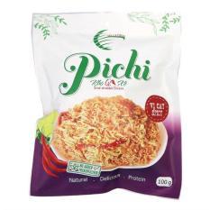 Khô gà xé Pichi vị cay truyền thống gói 100g