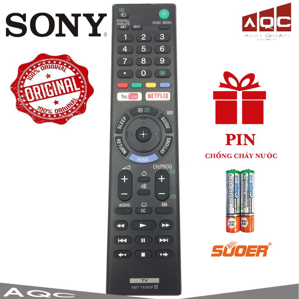 [Nhập LZDEL51 giảm 10% tối đa 200k cho đơn 99k] Điều khiển TV SONY Smart Chính hãng L1370