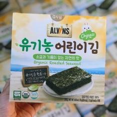 Rong biển tách muối Hàn Quốc