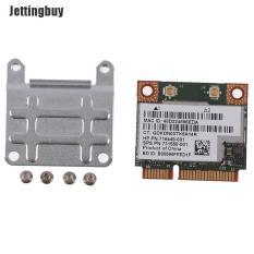 Jettingbuy 2.4/5Ghz 300Mbps Wifi Thẻ Không Dây Bluetooth 4.0 Cho Máy Tính Xách Tay Bcm943228hmb