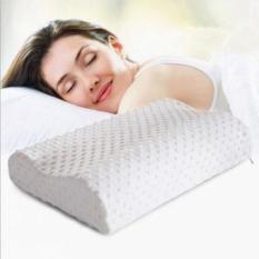 Gối cao su non bảo vệ giấc ngủ