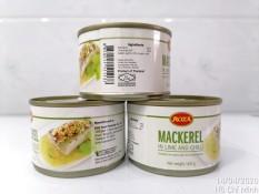 Cá Thu hấp chanh ớt ROZA Mackerel in Lime and Chilli 160g (halal)
