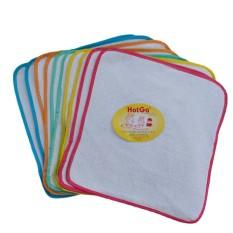Set 10 tấm lót chống thấm Hotga giặt máy cho bé sơ sinh – TINI KIDS PLAZA
