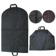 Túi Bọc Bảo Vệ Áo Vest, Áo Khoác, Bộ Suit Có Quai Xách – Vải Không Dệt , Chống Bụi, Chống Nước, Màu Đen (size 60cmx100cm)