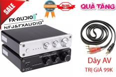DAC – Ampli Bộ giải mã âm thanh cao cấp FX-AUDIO XL-2.1BL Bluetooth 4.0 TPA3116D2 2x25W / 8 Ohm – Bộ khuếch đại âm thanh + Tặng dây AV