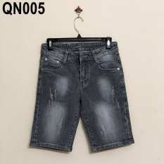 Quần short denim nam phong cách – QN005
