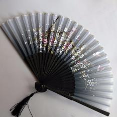 Quạt xếp phong cách Nhật