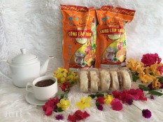 Compo 2 Bánh Pía Đậu Xanh Sầu Riêng Trứng Muối 500gam + 500gam