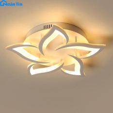 Đèn Mâm LED Ốp Trần Hiện Đại Trang Trí Phòng Khách Led 3 Chế Độ Màu MO978 Ngân Tín