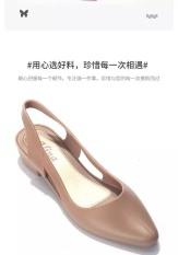 Giày nhựa cao su cao cấp bền đẹp đi nước thoải mái đế 3cm hở gót xinh xắn hàng chuẩn loại 1 GN8