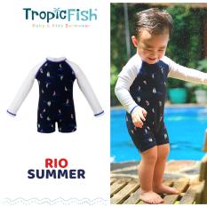 Đồ bơi chống nắng cao cấp TropicFish cho bé trai từ 2-3 tuổi – TropicFish Baby & Kids Swimwear/ Swimsuit