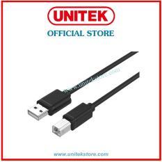 [UNITEK STORE] CÁP USB MÁY IN USB 2.0 – DÀI 5M UNITEK (Y-C 421GBK)