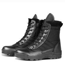 Giày Lính Mỹ SWAT – Giày Bốt Cao Bồi Nam Chiến Binh – Giày Quân Đội Chiến Thuật Cao Cổ