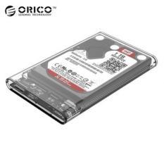 Hộp đựng ổ cứng ngoài sata Orico HDD box 2.5″ 2599US3-BK / 2577US3 / trong suốt 2139U3 / 2189U3 / 2588 /2521U3 / 2520U3 chuẩn USB 3.0 tốc độ đọc ghi cao dung lượng lớn , thuận tiện làm Ổ di động tiết kiệm chi phí