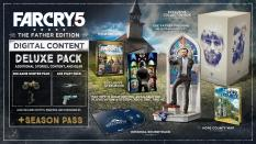 [US-NEW] Bộ game FAR CRY 5: The Father COLLECTOR'S Edition – Playstation 4