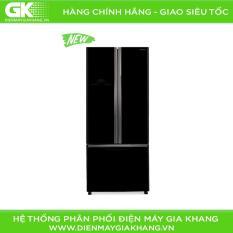 Tủ lạnh 3 cánh 405 Lít Hitachi R-FWB475PGV2 (GBK)