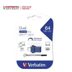 USB Verbatim OTG Type C USB 3.0 64GB