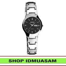 Đồng hồ nam nữ dây thép không gỉ Nary IDMUASAM 7511 (Nhiều màu lựa chọn)