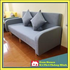 Ghế Sofa thông minh, Ghế Sofa giường thông minh Có tay vịn – Giường Đa Năng cao cấp phong khách KT 170* 52 cm