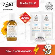[FLASH SALE 21.01] Sữa Rửa Mặt Hoa Cúc Kiehls Calendula Deep Cleansing Foaming Face Wash 75ML – Giới hạn 2 sản phẩm/ khách