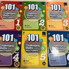 101 Challenging Maths