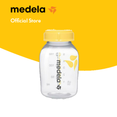 Bình cho bú │ Bình trữ sữa 150ml – an toàn khi để tủ đông hoặc tủ lạnh – Hàng phân phối chính thức Medela Thụy Sĩ tại Việt Nam